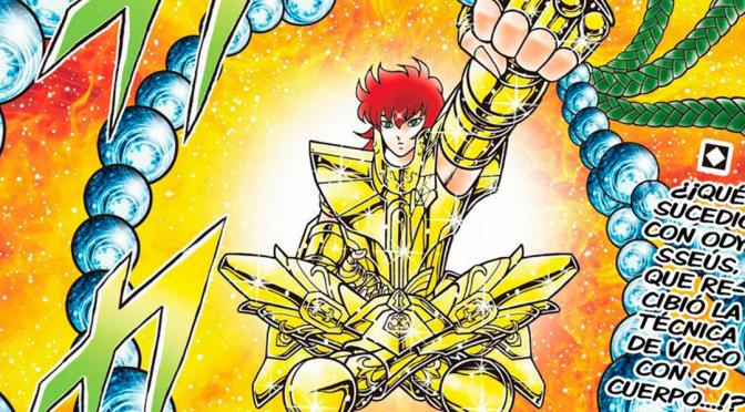(C506) Resumen de Saint Seiya Next Dimension parte 95