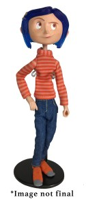 Coraline Articulated Figure – Striped Shirt