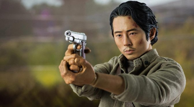 Ya disponible para pre-orden: The Walking Dead 1/6 Glenn Rhee Threezero