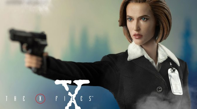 Ya disponible para Pre-orden: The X-Files 1/6 Agent Scully Threezero