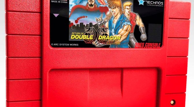 Return of Double Dragon llegará con una versión inédita en cartucho de SNES