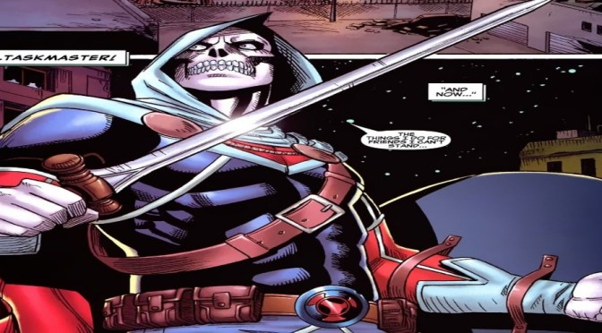 Taskmaster confirmado para Spider-Man PS4