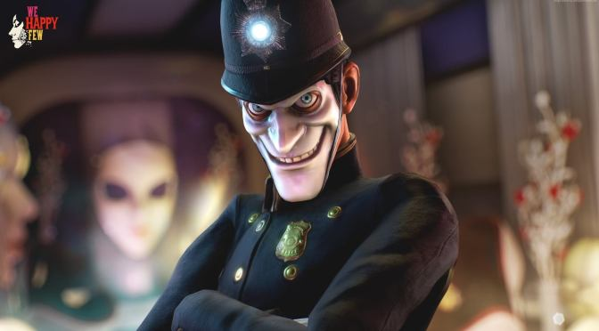 Review PS4: La manipulación golpea en We Happy Few -Un Gearbox muy psicológico-
