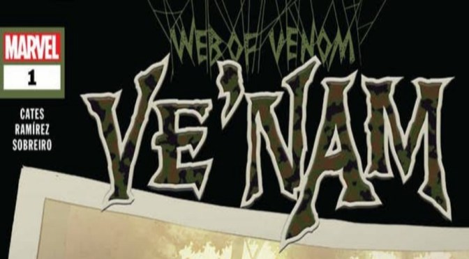 Vista Previa: Web Of Venom: Ve'Nam # 1