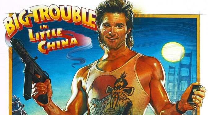 Se viene secuela de Big Trouble in Little China con Dwayne Johnson