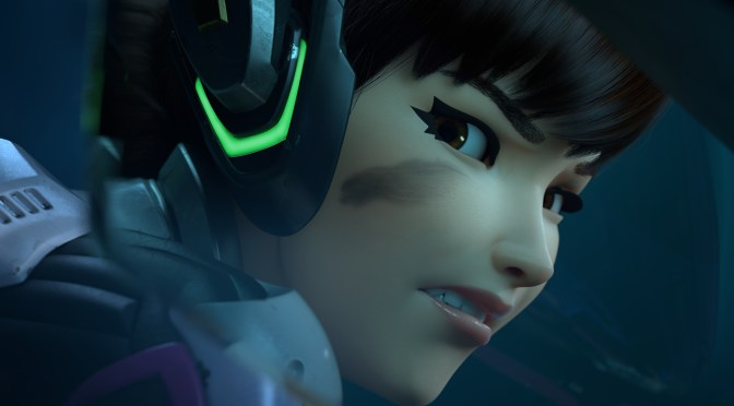 (c506) Overwatch – Love, D.Va! Nuevo corto animado y mapa disponible.
