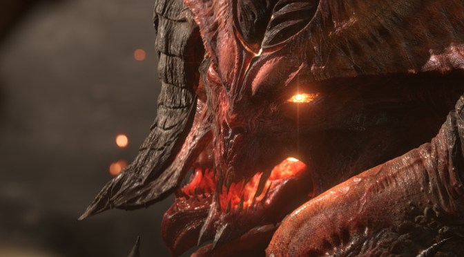 "Diablo III llega a Nintendo Switch con su Edición ""Eternal Collection"""