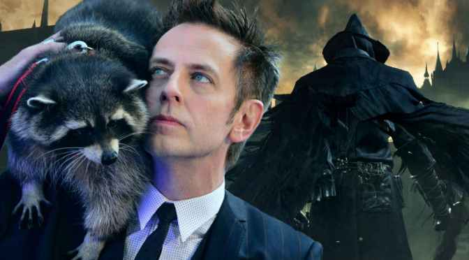 James-Gunn-Bloodborne-Movie