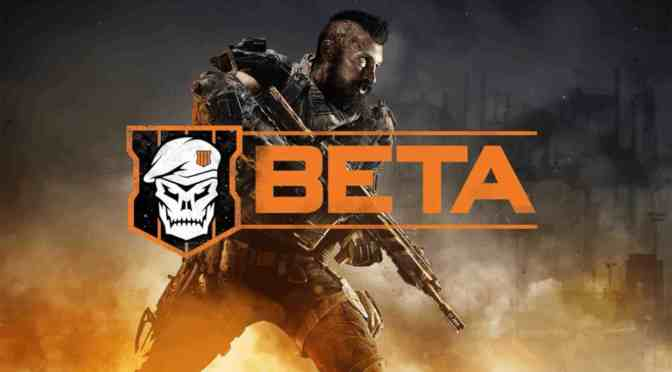 ¿Estas listo para la beta abierta de PC de CALL OF DUTY: BLACK OPS 4?