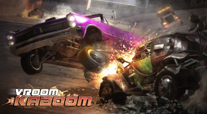 Review: La destrucción está cerca con Vroom Kaboom