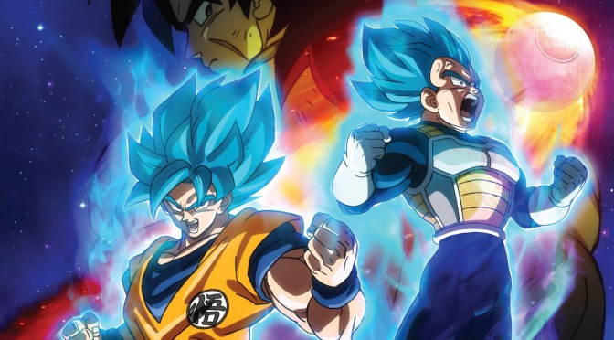 (C506) Trailer oficial de Dragon ball super :Broly