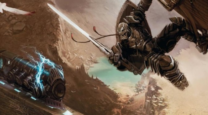 DUNGEONS AND DRAGONS: EBERRON tendrá campaña oficial en 2018