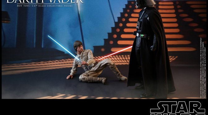Comprar Darth Vader The Empire Strikes Back Hot Toys 1/6 en crédito y pagos