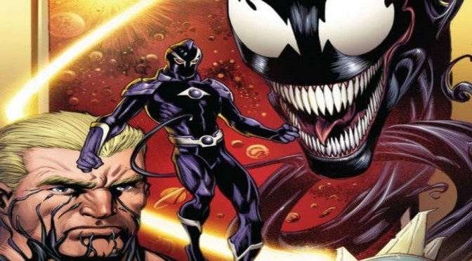Vista Previa: Venom First Host #2