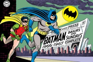 Batman-Dailies-and-Sundays-IDW-1966-1967