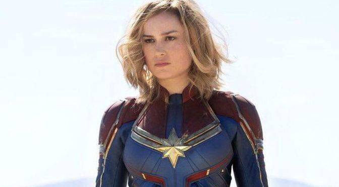 Se lanza  Trailer de Captain Marvel