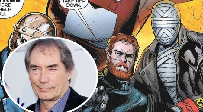 Sorpresa! Timothy Dalton será The Chief en Doom Patrol