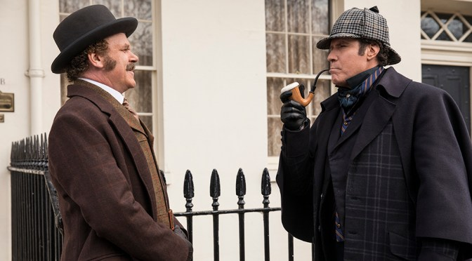 Holmes and Watson; Primer trailer