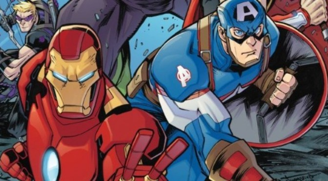 IDW Publishing anuncia Marvel Action: Avengers