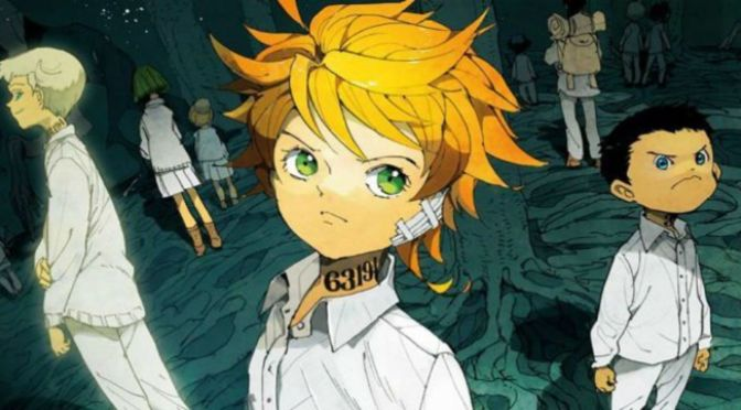 El manga 'The Promised Neverland' ha entrado en su arco final