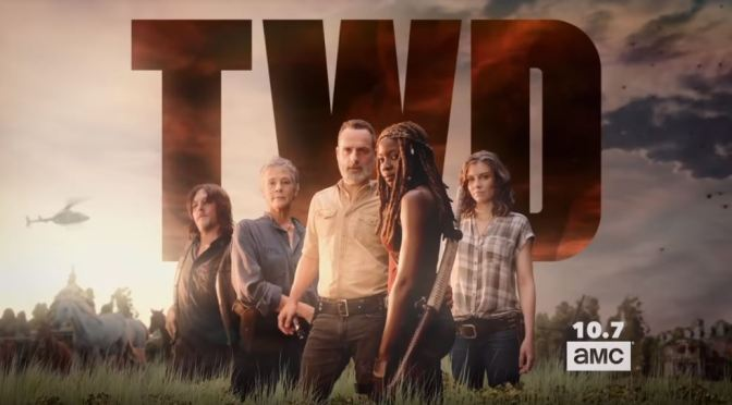 Nueva promo de The Walking Dead; Kaleidoscope