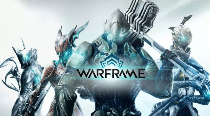 Warframe estará disponible próximamente en Nintendo Switch