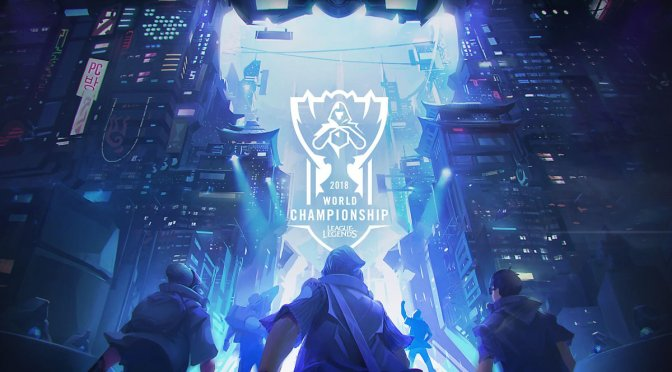 World Championship League of Legends 2018 está cada vez más cerca