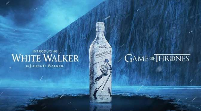 ¡Una bebida legendaria, Johnnie Walker acaba de lanzar un Whisky edición especial en honor a la ultima temporada de Game Of Thrones!