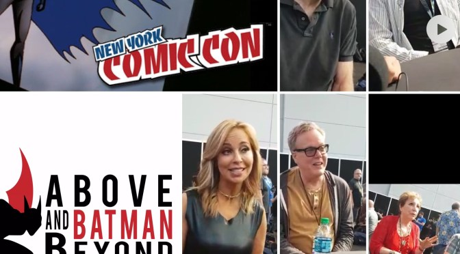 Bruce Timm Interview NYCC 2018 | BTAS Short Films Beyond