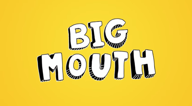 Big Mouth un miserablemente divertido viaje a través de la pubertad