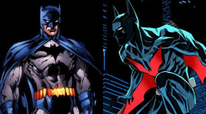 (C506) Batman: Terry McGinnis vs Dick Grayson ¿Quién es mejor Batman?