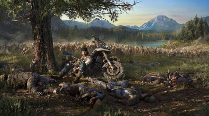 Sony vuelve a retrasar Days Gone para PlayStation 4