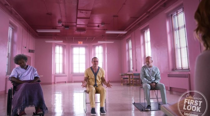 Vean ya el segundo trailer de Glass, de M. Night Shyamalan