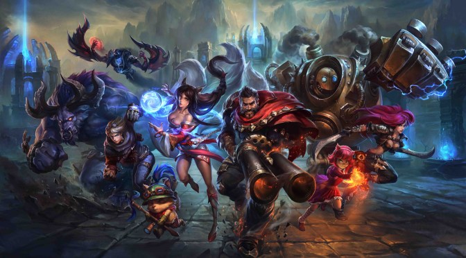 League of Legends y su impactante relevancia en el gaming en linea