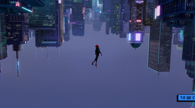 (C506) nuevo trailer de Spider-Man: Into the Spider-Verse