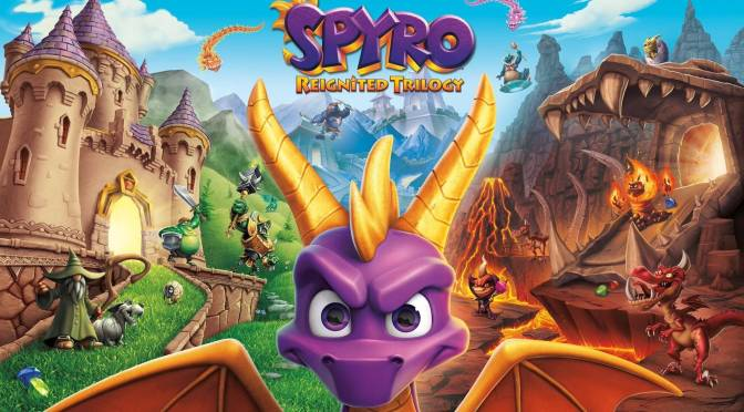 (C506) Review Spyro Reignited Trilogy Xbox One