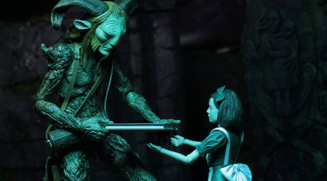 NECA Pan's Labyrinth Signature Collection Faun Gallery