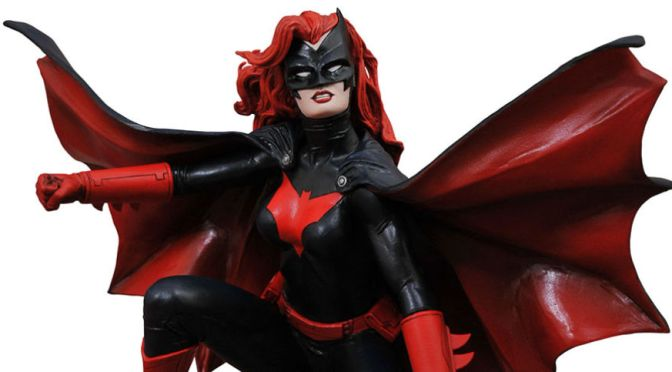 Diamond Select Toys Interview Batwoman Statue Coming this Spring