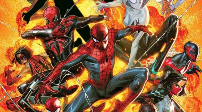 (C506) Marvel presenta nuevas Spider-People en Vault of Spiders y Spider-Force