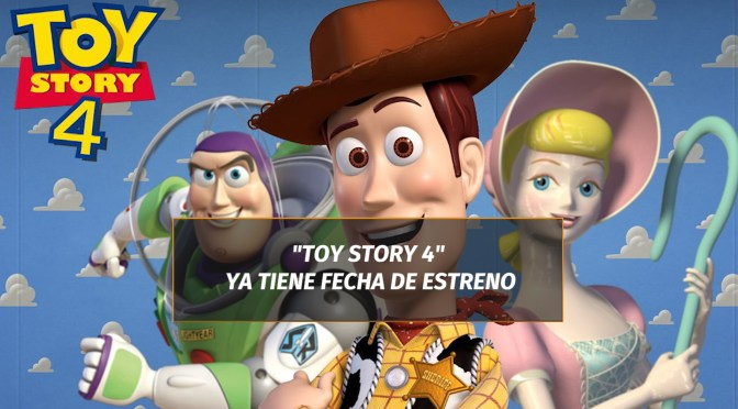 (C 506) 'Toy Story 4' Synopsis ¿Ya sabes de que trata?