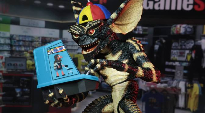 Ultimate Gamer Gremlin by NECA GameStop Exclusive