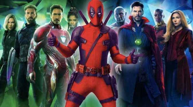Trailer Avengers Endgame con ¿Deadpool?
