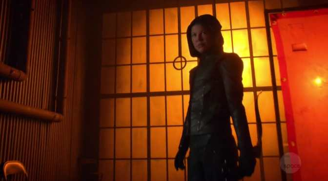 (C506) Arrow: Emiko Queen hace acto de aparicion en la 7ma temporada de Arrow