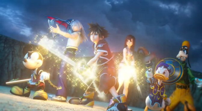 Kingdom Hearts Community came to arms due to leaks