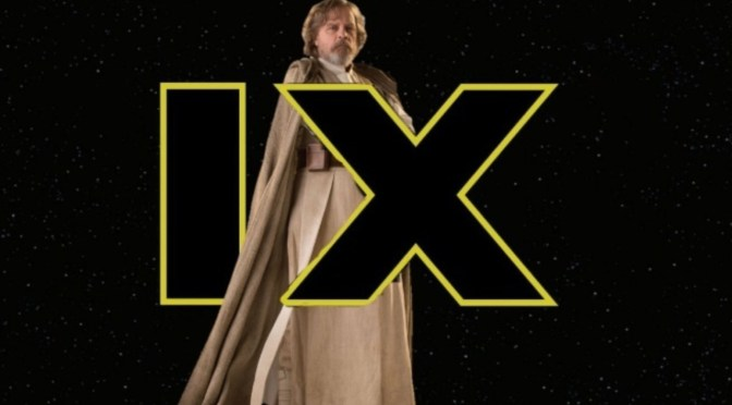 Mark Hamill muestra «trailer» de Star Wars Episodio IX