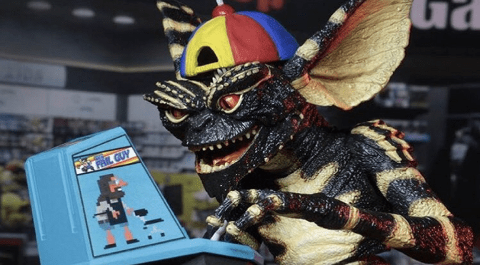 Shipping in 2019 Ultimate Gamer Gremlin by NECA GAMESTOP EXCLUSIVE