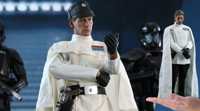 Preorder Now Director Krennic 1/6 Figure Hot Toys Rogue One: Star Wars Story MMS