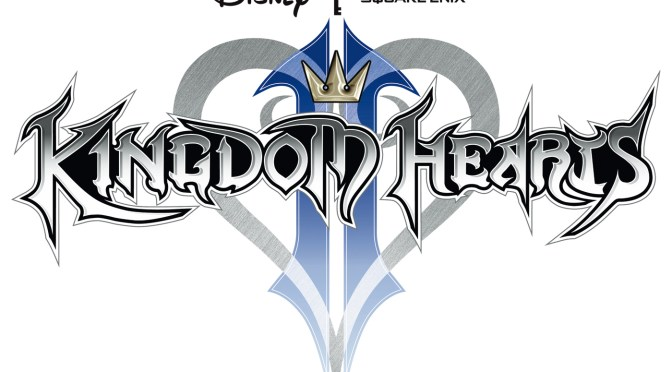 Childhood game Kingdom Hearts