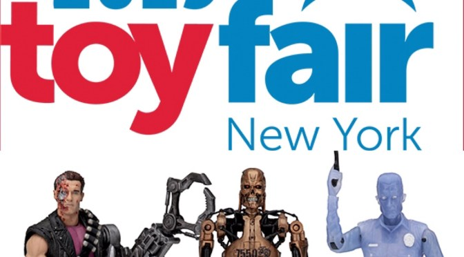 Teasing Toy Fair 2019 | John Connor Kenner Tribute from NECA