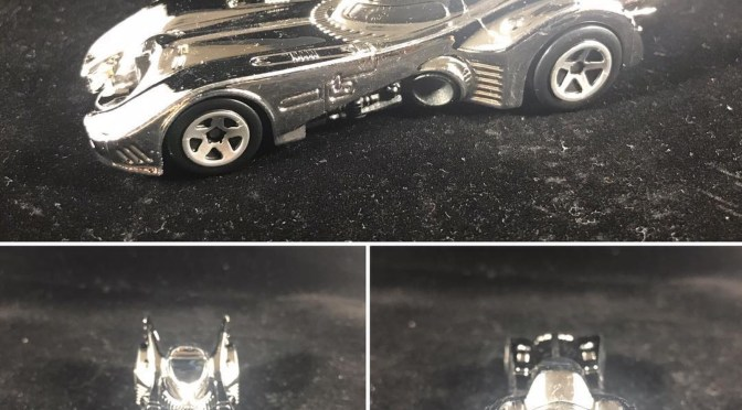 Every Hot Wheels Batmobile EVER! Instagram's @batman_forever_diecast